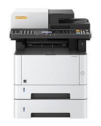 System wielofunkcyjny A4      40 stron A4     Pierwsza kopia po 6,9 sec.     W standardzie drukowanie, kopiowanie kolorowy skaner     W standardzie moduł dupleksu (dwustronne kopiowanie)