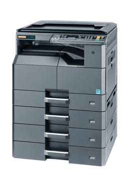 Ksero Utax 1855. Wielofunkcyjne urządzenie kserokopiarka formatu A3. Ten cyfrowy wielofunkcyjny system A3 jest nie tylko wysokowydajną kopiarką kserograficzną, ale również drukarką umożliwiającą drukowanie/kopiowanie z prędkością 18 stron A4 na minutę. Opcjonalny podajnik dokumentów, kasety na papier, moduł kopiowania dwustronnego czyni ten sprzęt niezastąpionym w małym biurze. Kserokopiarki Elbląg, Malbork, Braniewo